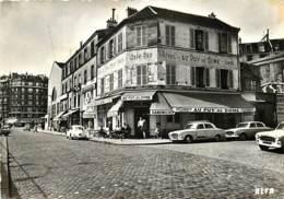 """75/12° , Rue De Chalon , Café Bar """" Au Puy De Dome """" , Voitures Autos , * M 24 08 - Distretto: 12"""