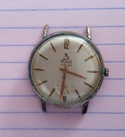 VENUS , Man Watch 32mm Type FHF 26 In Working Condition, 1960s. - Watches: Old