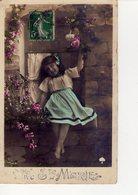 CPA  FANTAISIE -  ENFANTS - 57 - VIVE STE MARIE - - Portraits