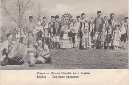 Bulgarie - Sophia - Une Noce Paysanne - Bulgarie