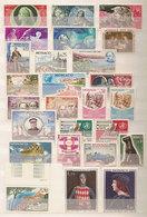 (Fb).Monaco.1966-67.Lotto Serie Complete,nuove,gomma Integra.MNH (27-20) - Neufs