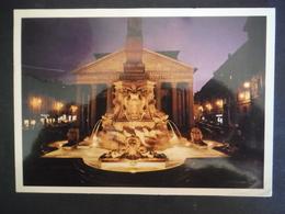 Maxi CPM Italie - Roma - Il Pantheon - Années 2000 - Panthéon