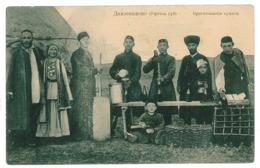 RUS 992 - 9789 DAWLEKANOWO, Russia, Ethnics - Old Postcard - Unused - Russia