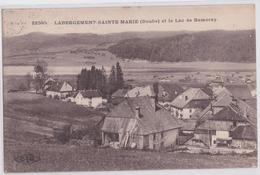 LABERGEMENT-SAINTE-MARIE (Doubs) Et Le Lac De Remoray CLB - France