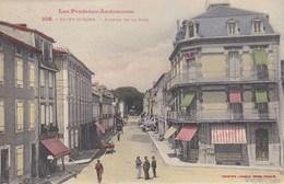 Ariège - Saint-Girons - Avenue De La Gare - Saint Girons