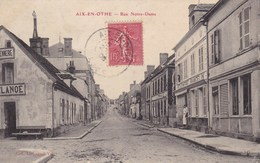 Aube - Aix-en-Othe - Rue Notre-Dame - Otros Municipios
