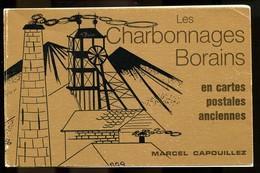 Les Charbonnages Borains En Cartes Postales Capouillez 1978 - Borinage Mines Mineurs - Cultural