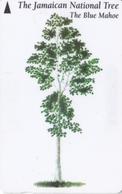 83JAMC - TARJETA DE JAMAICA DE BLUE MAHOE (ARBOL-TREE) - Jamaica