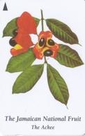 120JAMA - TARJETA DE JAMAICA DE JAMAICAN NATIONAL FRUIT - Jamaica