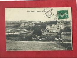 CPA  -  Ile De Bréhat - Vue Prise De Krec'h Guen - Ile De Bréhat