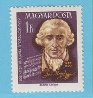 J.P.S. 4 - Timbre - Hongrie - Compositeur - Haydn - N° 35 - Partition - Musique