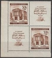 56/ Bohemia & Moravia; ** Nr. 68 - Corner 4-block - Ongebruikt