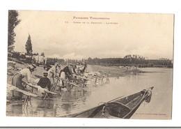 PAYSAGES TOULOUSAINS - Bords De La Garonne - LAVEUSES - - Toulouse