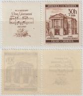69/ Bohemia & Moravia; ** Nr. 68 - Translucent Paper - Ongebruikt
