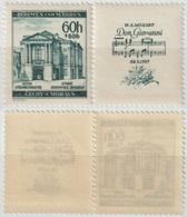 71/ Bohemia & Moravia; ** Nr. 69 - Translucent Paper - Ongebruikt