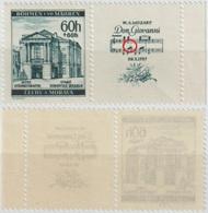 72/ Bohemia & Moravia; ** Nr. 69 - With Plate Error, Translucent Paper - Ongebruikt