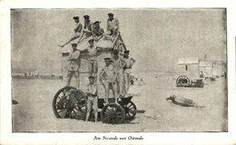 Am Strande Von Ostende. 1914/15  WWI WWICOLLECTION - Guerra 1914-18