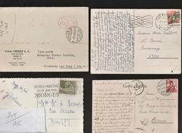 MONDE--- N 355 Port En Plus 1;90 Euros - Collections (en Albums)