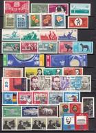 DDR - 1961/66 - Sammlung - Ungebr./Postfrisch/Gest. - Gebraucht