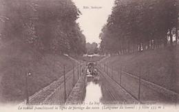 CP 21 Côte D'Or Pouilly-en-Auxois Canal De Bourgogne Bief Culminant Tunnel Ligne Partage Des Eaux - Autres Communes