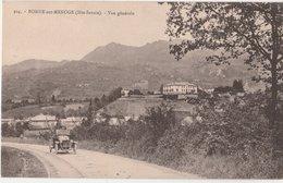 BONNE-SUR-MENOGE (Hte-Savoie). Vue Générale. Voiture (Transports: Automobile: Voitures De Tourisme) - Bonne
