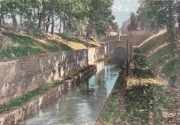 CP 21 Côte D'Or Pouilly-en-Auxois Canal De Bourgogne Tranchée Tunnel - Autres Communes