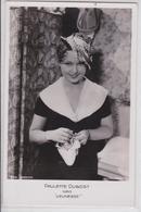 """Actrice Paulette Dubost Dans """"Jeunesse""""  Photo Forster - Acteurs"""