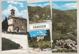 ARBIZZO-VARESE-5 IMMAGINI-CARTOLINA VERA FOTOGRAFIA-VIAGGIATA IL 16+-10-1963 - Varese