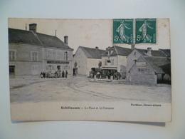 CPA / Carte Postale Ancienne  / Loiret / ECHILEUSES - Non Classés