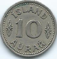 Iceland - Christian X - 10 Aurar - 1940 - KM1.2 - Iceland