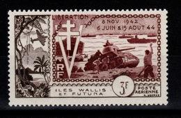 Wallis Et Futuna - YV PA 14 N** Libération Cote 10 Euros - Unused Stamps