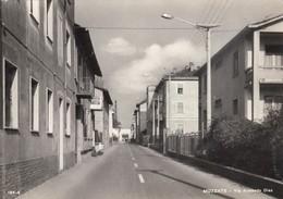 MOZZATE-COMO-VIA ARMANDO DIAZ-CARTOLINA VERA FOTOGRAFIA-VIAGGIATA IL 2-9-1968 - Como
