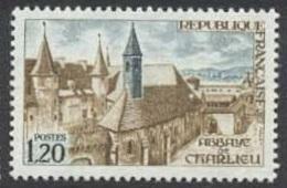 France N°1712 Neuf ** 1972 - Neufs