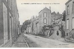 72     Fresnay Sur Sarthe     Carrefour De La Ribotterie - Other Municipalities
