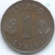 Iceland - 1 Eyrir - 1953 - KM8 - Iceland