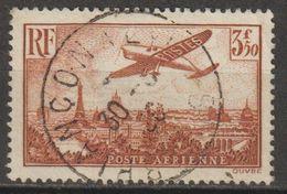 """FRANCE : Poste Aérienne N° 13 Oblitéré """"beau TàD 1936"""" - PRIX : 7,00 - - Poste Aérienne"""