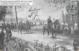 Manoeuvres De L'Armée De L'Est - 7e Et 8e Corps - Général Brugère, Directeur - Andere Oorlogen