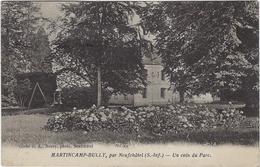 76 Martincamp -bully  Par Neufchatel En Bray Un Coin Du Parc - Altri Comuni