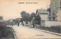 77     Cesson      Route De Corbeil - Cesson