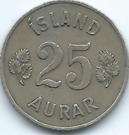 Iceland - 25 Aurar - 1951 - KM11 - Iceland