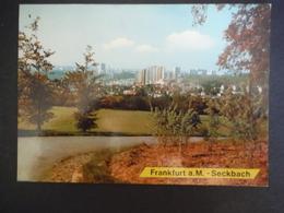 CPM Allemagne - Frankfurt A.M. - Seckbach Panorama - Frankfurt A. Main