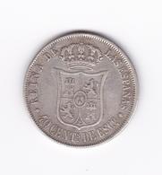 40 Centimos 1866 Espagne TTB+ - Colecciones