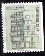 Schweden 2013,Michel# 2937 O Stockholm City Archives - Used Stamps
