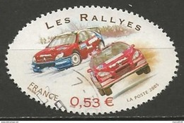 FRANCE N° 3798 OBLITERE - France
