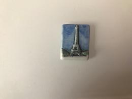 Fève Plate Tour Eiffel - Hadas (sorpresas)