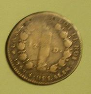 (Monnaies). France Monnaie Revolutionnaire. Louis XVI. 12 D.  1792 Atelier D Avec Point. Bronze De Canon - 1789-1795 Period: Revolution