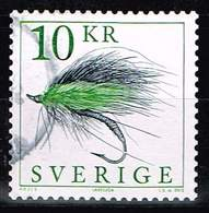 Schweden 2012,Michel# 2873 O  Fishing - Used Stamps