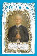 Relic   Reliquia    St.  Petrus Donders   Handmade  Canivet   GNB - Andachtsbilder