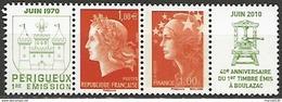 FRANCE N° 4463 + 4464 NEUF - Unused Stamps