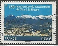 FRANCE N° 4457 OBLITERE - France